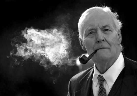 File photo dated 18/03/03 of Tony Benn. The veteran politician died at home today at the age of 88, his family said in a statement. PRESS ASSOCIATION Photo. Issue date: Friday March 14, 2014. See PA story DEATH Benn. Photo credit should read: Matthew Fearn/PA Wire