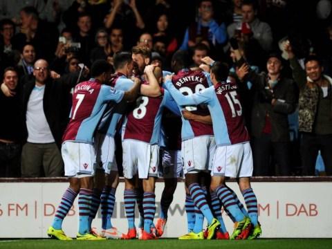 Aston Villa defeat nine-man Chelsea to hand Manchester City title advantage