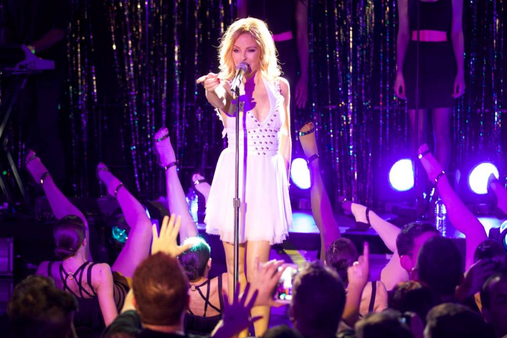 Kylie Minogue: Maybe a fairy-tale happy ending isn't my destiny