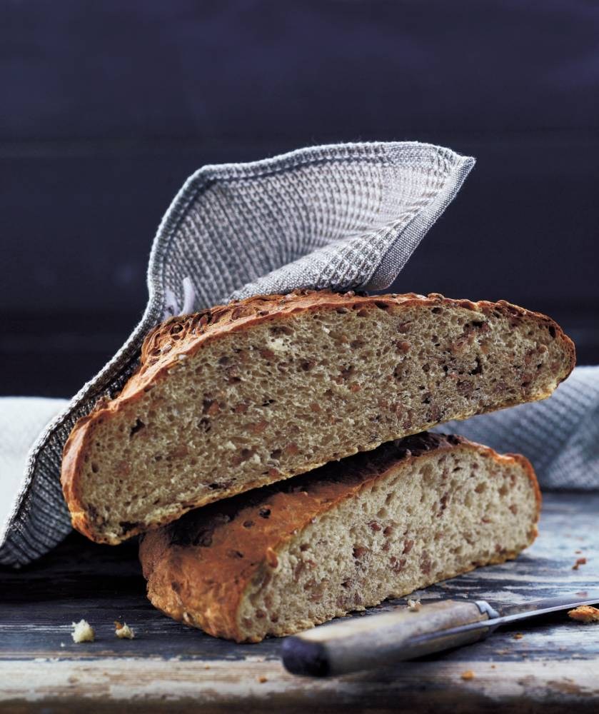 Mother's Day recipe: Yoghurt and wholewheat bread by Trine Hahnemann