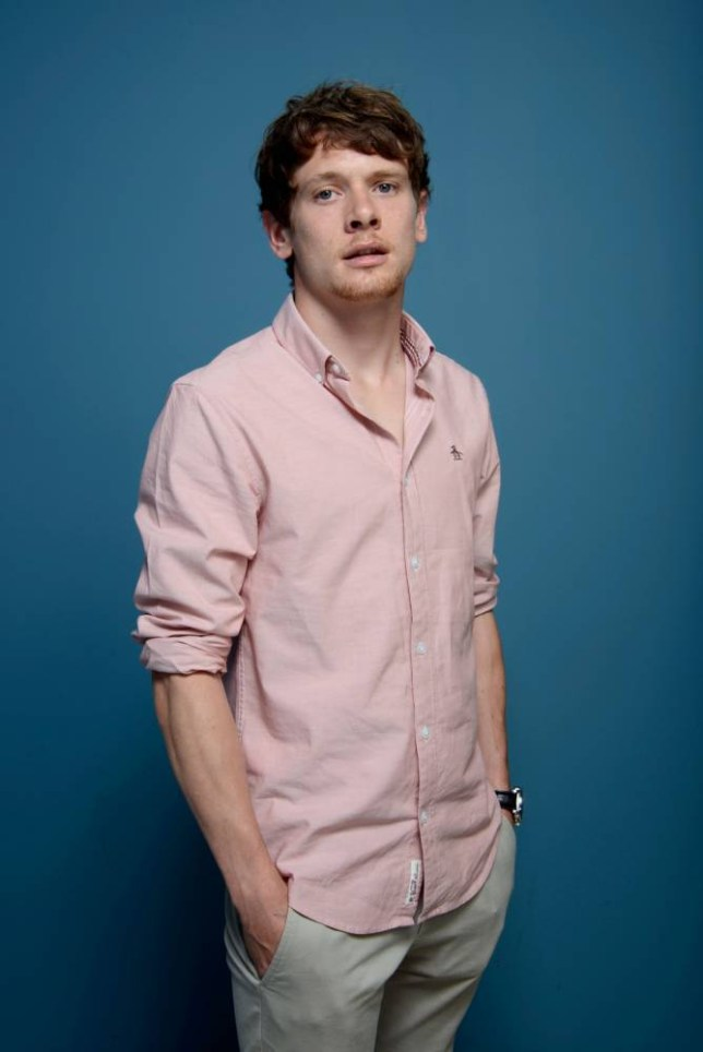 TORONTO, ON - SEPTEMBER 10:  Actor Jack O'Connell of 'Starred Up' poses at the Guess Portrait Studio during 2013 Toronto International Film Festival on September 10, 2013 in Toronto, Canada.  (Photo by Larry Busacca/Getty Images)