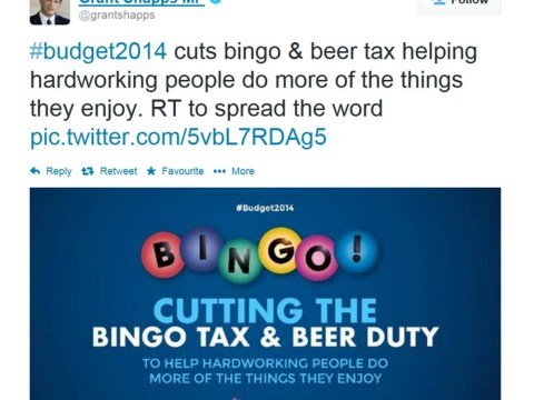 Grant Shapps' #ToryBingo car crash is all a bit of a nightmare for Tories on Twitter