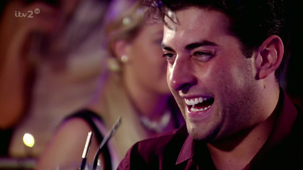TOWIE's James Argent to spend Christmas in rehab?