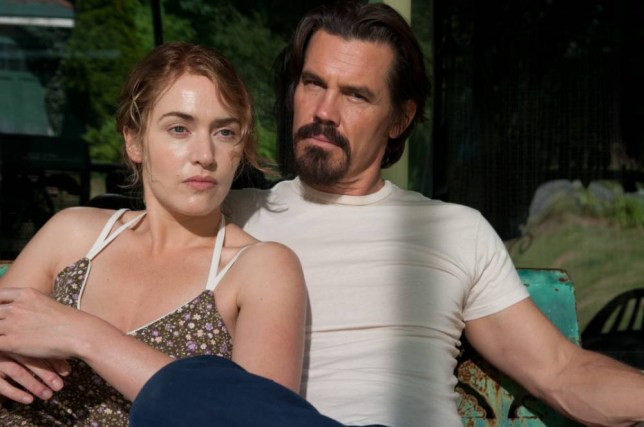 Kate Winslet is Adele and Josh Brolin is Frank in Labor Day (Picture: Paramount Pictures)