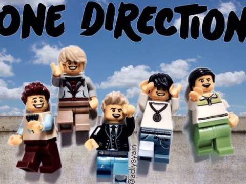 Ever wondered what One Direction might look like in Lego form? Well now you know