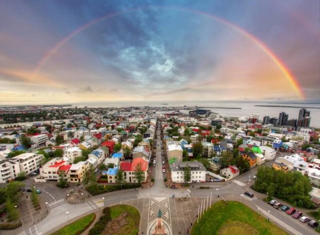Reykjavik plays host to Massive Attack at June's Secret Solstice festival (Picture: supplied)