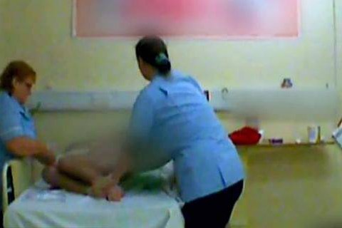 Care workers facing jail for calling brain damaged patient a 'dirty, scummy boy'