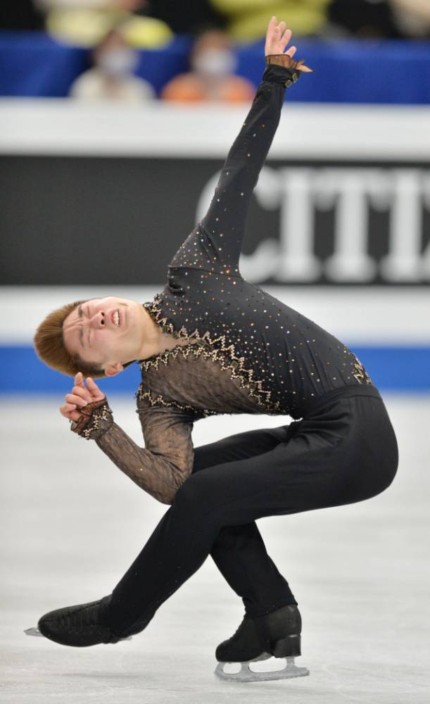 Pictures: The funniest images from the world figure skating championships
