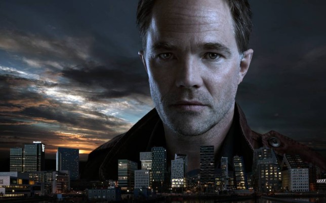 Jon Øigarden stars in Norwegian thriller Mammon (Picture: Glenn Meling)