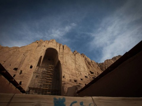 The Afghanistan caves haunted by the Taliban