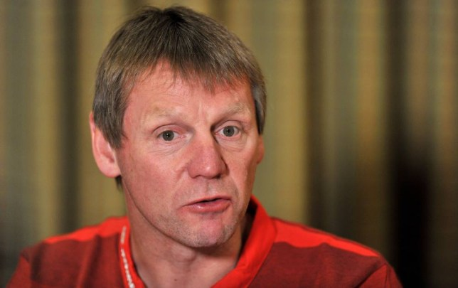 File photo dated 12/11/2012 of Stuart Pearce. PRESS ASSOCIATION Photo. Issue date: Thursday March 27, 2014. Former Nottingham Forest captain Stuart Pearce has turned down the chance to return to the club as manager. See PA story SOCCER Forest. Photo credit should read: Martin Rickett/PA Wire