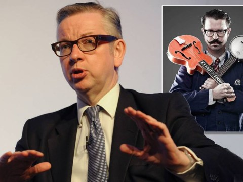 Look away now, Michael Gove: Your favourite artist isn't impressed by your rap efforts