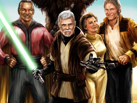Star Wars Episode 7 to be set 30 years after Return of the Jedi