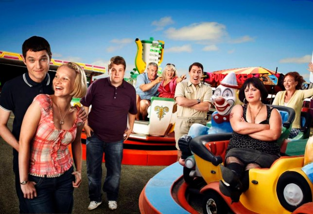 Gavin and Stacey, BBC3