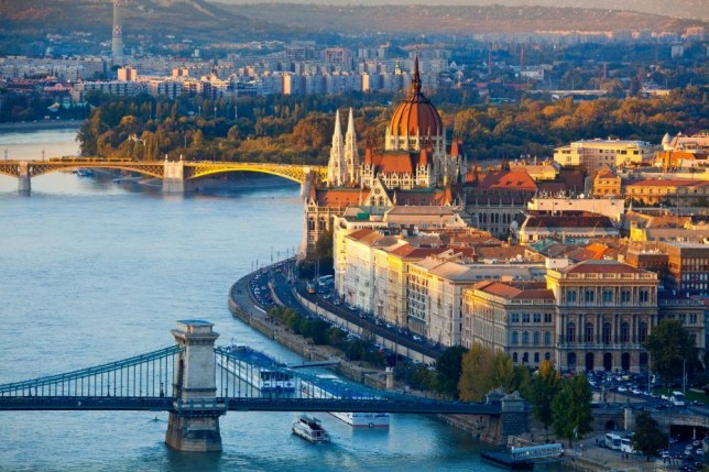 The price of a two-night trip to Budapest is just £117 per couple