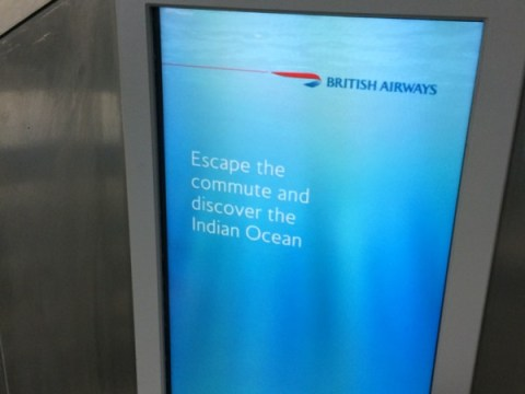'Discover the Indian Ocean': British Airways apologises for new ad in wake of missing flight MH370