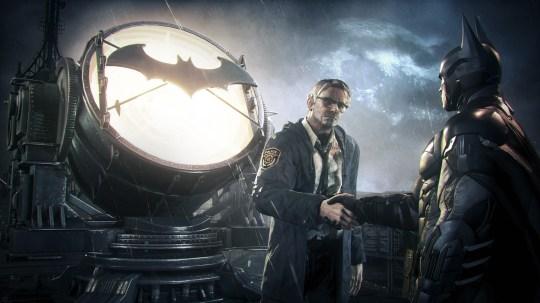 Batman: Arkham Knight first look preview – Batmobile test drive