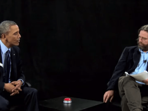 Barack Obama does Funny Or Die: US president teases Hangover star Zach Galifianakis on Between Two Ferns