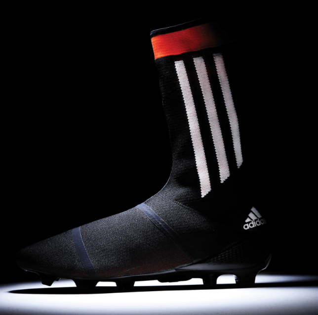 3a1d8317afa1f8 What? Adidas create new football boot complete with sock attached ...