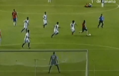 Joel Campbell puts Arsene Wenger on alert with another wonder goal