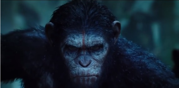 9 awesome (teaser-y) things about Dawn of the Planet of the Apes