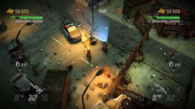 Dead Nation: Apocalypse Edition (PS4) - Left 2 Dead