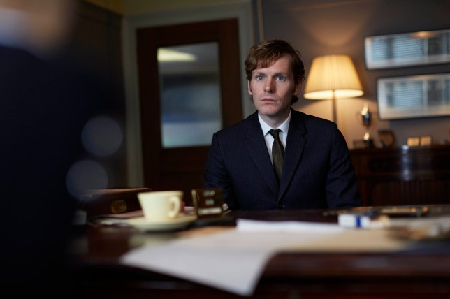 Shaun Evans returns as Endeavour Morse (Picture: ITV)