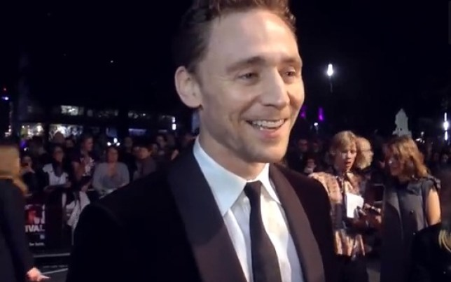 Tom Hiddleston: Impressionist extraordinaire (Picture: YouTube)