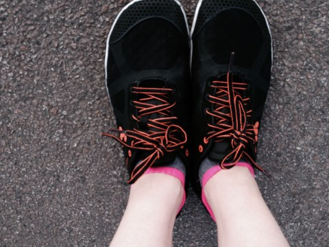 Race for Life 5k: Learning how to run properly with Vivo Barefoot