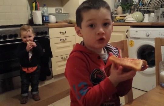 Ice Cream Van video on YouTube