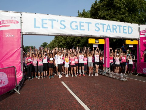 Race for Life: Gearing up to get dirty at Pretty Muddy