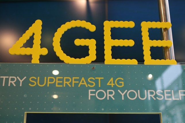 EE customers still without signal, day after 'Gremlins' blamed for outage