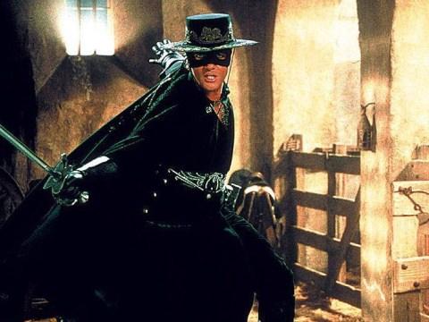 Guess who's replacing Antonio Banderas as Zorro in the upcoming reboot?