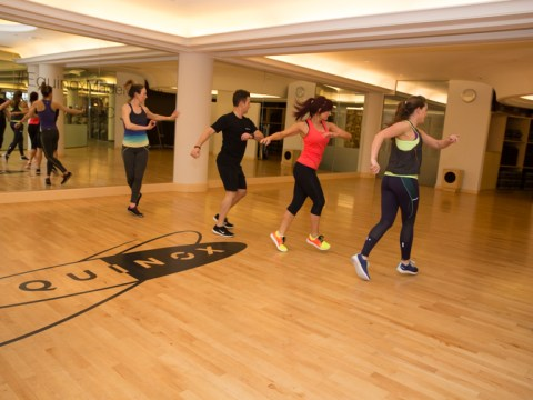 Race for Life: Get an inside peak at fitness club Equinox with Team Metro