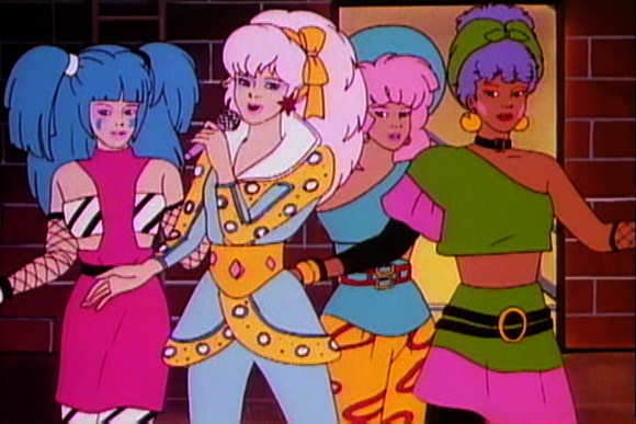 Who will play Jem and her friends? (Picture: YouTube)