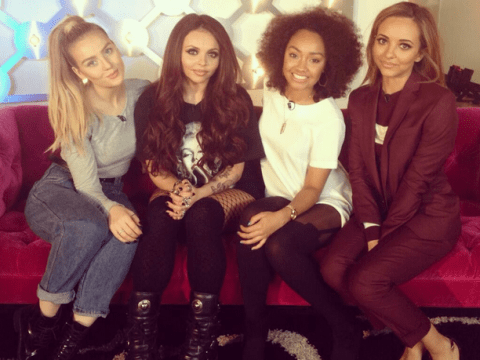 Little Mix are well aware of the erotic fan fiction written about them – and they love it
