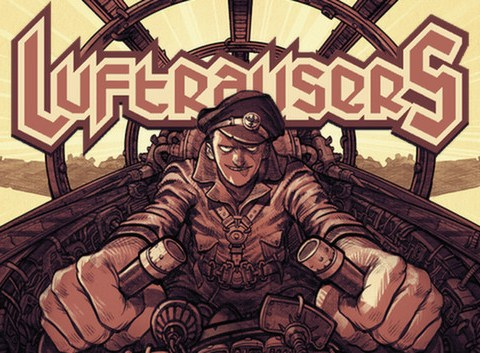 Luftrausers review – ridiculous flying