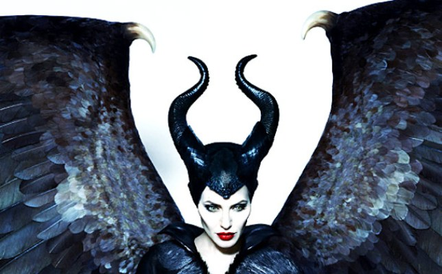 Disney S Live Action Maleficent Debuts Wings In Video Movie