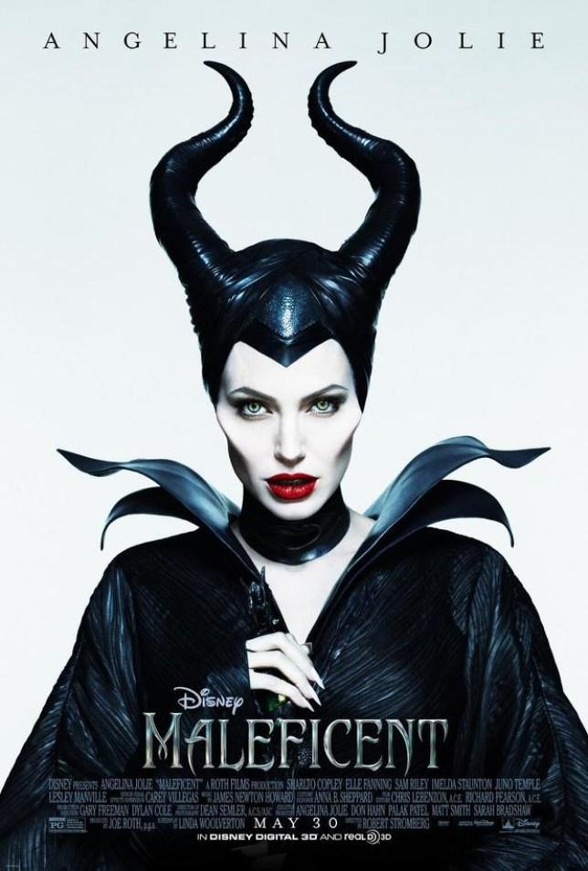 Angelina Jolie (Picture: Disney)
