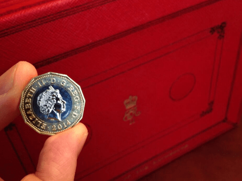 Thrupenny bit remake edges out old £1 coin