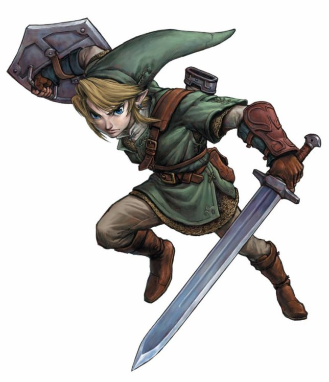 Zelda fan stabs love rival with Master Sword before having flowerpot smashed over his head