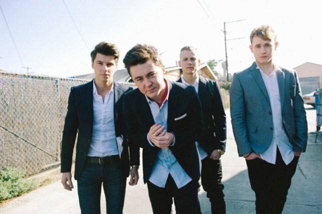 Band Rixton (Picture: Promo picture)