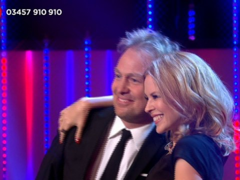 Sport Relief 2014: Kylie Minogue, Jason Donovan and, er, David Walliams sing Especially For You