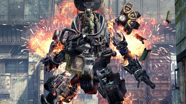 Titanfall – it's not as if it had many game modes in the first place