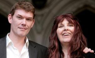 Gary McKinnon and Janis Sharp are optimistic (PA)