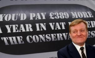 Charles Kennedy is unhappy about the coalition (PA)