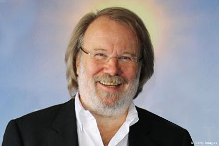 Benny Andersson from Abba sticks up for Sweden