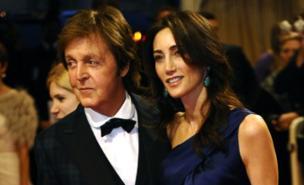 Paul McCartney engaged to Nancy Shevell