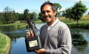 Seve Ballesteros died this morning at the age of 54 (PA)