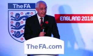 Lord Triesman alleged Fifa officials asked for bribes (Getty Images)